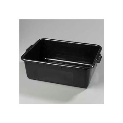 "Carlisle 44011SKD03 - Bus Box Skid 15 x 20 x 7"", Black - Pkg Qty 240"