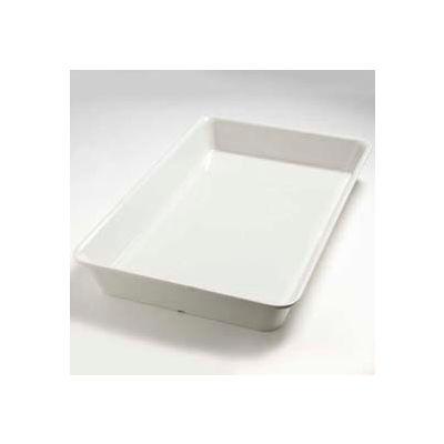"Carlisle 5552237 - Balsam™ Full Size Pan 2-1/2"" Deep, Bavarian Cream - Pkg Qty 6"