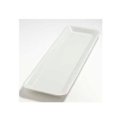 "Carlisle 5552637 - Balsam™ Half Long Size Pan 1"" Deep, Bavarian Cream - Pkg Qty 6"