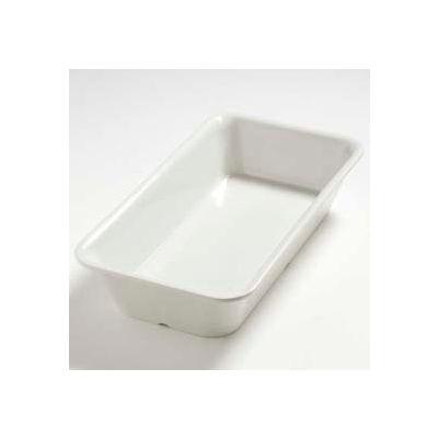"Carlisle 5554037 - Balsam™ Third Size Pan 2-1/2"" Deep, Bavarian Cream - Pkg Qty 6"