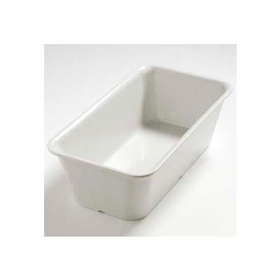 "Carlisle 5554237 - Balsam™ Third Size Pan 4"" Deep, Bavarian Cream - Pkg Qty 6"