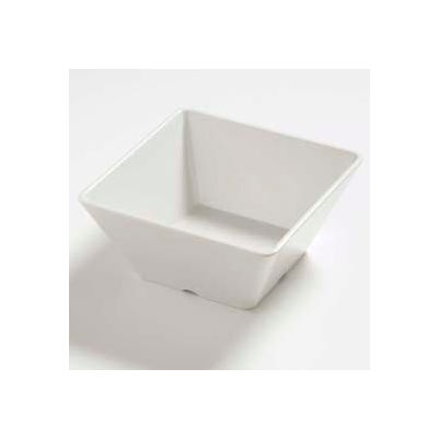 Carlisle 5555037 - Balsam™ Square Bowl 26 Oz, Bavarian Cream - Pkg Qty 6