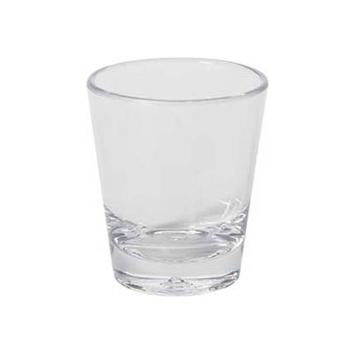 Carlisle 560107 - Alibi™ Shot 1-1/2 Oz., Clear - Pkg Qty 24