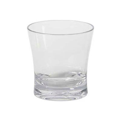 Carlisle 561207 - Alibi™ Double Old Fashioned 12 Oz., Clear - Pkg Qty 24