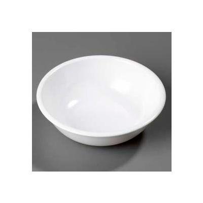 "Carlisle 593302 - Epicure® Round Bowl 40.6 Oz., 8-1/4"", White - Pkg Qty 24"