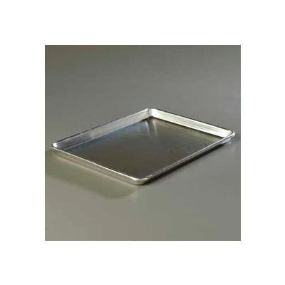 "Carlisle 601824 - Half Size Bun Pan, 17-13/16""W x 12-7/8""D x 1""H Aluminum - Pkg Qty 12"