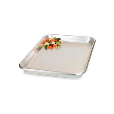 "Carlisle 601922 - Bake Pan Without Drop Handles 18"" x 26"" x 2-1/4"", Aluminum - Pkg Qty 6"