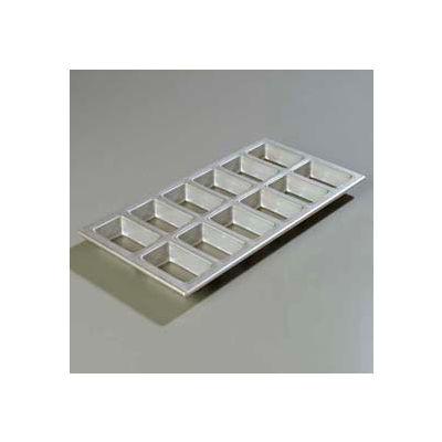 "Carlisle 606903 - Steeluminum® Loaf Mini Loaf Pan 2 x 6"" - Pkg Qty 6"
