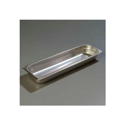 "Carlisle 60700HL2 - Durapan™ Light Gauge One-Half Long Size Pan 20-1/2"" x 6-3/8"" - Pkg Qty 6"