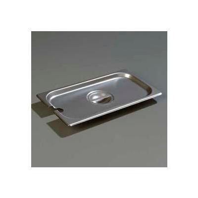 "Carlisle 607130CS - Durapan™ One-Third Size Slotted Cover 6-7/8"" x 12-3/4"" - Pkg Qty 6"