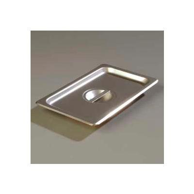 "Carlisle 607140C - Durapan™ One-Quarter Size Solid Cover 6-3/8"" x 10-3/8"" - Pkg Qty 6"