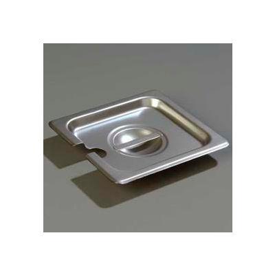 "Carlisle 607160CS - Durapan™ 1/6 Size Slotted Cover 6-7/8"" x 6-1/4"" - Pkg Qty 6"