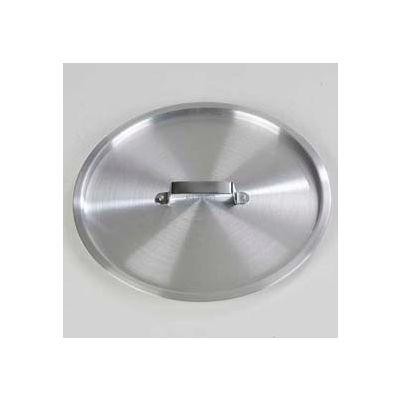 "Carlisle 61704C - Lid For Tapered Sauce Pan, 10 Qt., 11-3/4"", Aluminum - Pkg Qty 6"