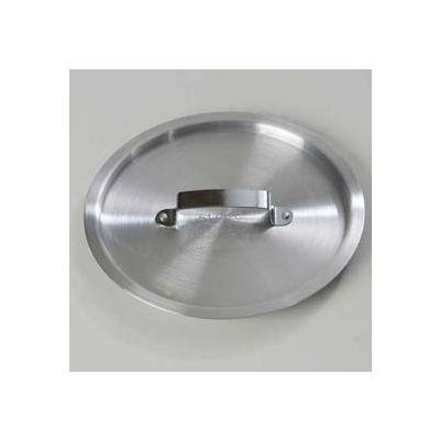 "Carlisle 61707C - Lid For Tapered Sauce Pan 61702 8"", Aluminum - Pkg Qty 6"