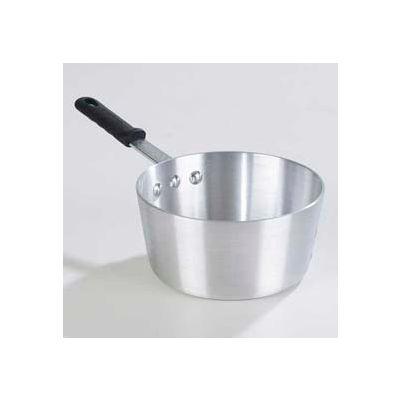 Carlisle 61708 - Tapered Sauce Pan W/Removable Dura-Kool™ Sleeves 2.5 Qt., Aluminum - Pkg Qty 6