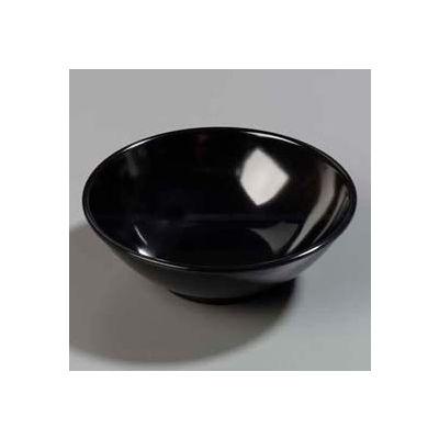 Carlisle 650B03 - Bowl 20.7 Oz., Black - Pkg Qty 72