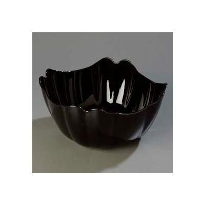 Carlisle 653403 - Orchid™ Deli Bowl 6.8 Qt., Black - Pkg Qty 12