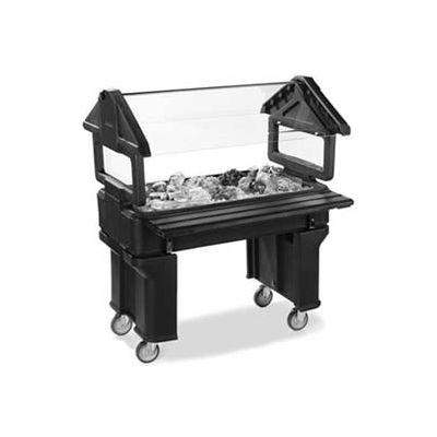 Carlisle 660003 - Six Star™ 4 Ft. Tabletop, Black
