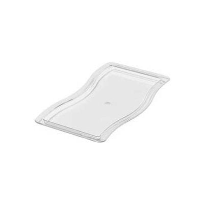 Carlisle 6984L07 - Modular Displayware Half Size Lid, Clear - Pkg Qty 6