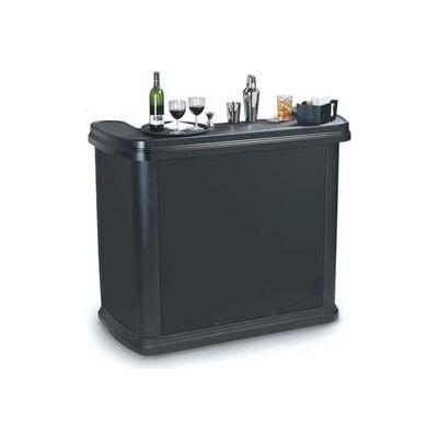 "Carlisle 755003 - Maximizer™ Portable Bar 56"", 26-1/2"", 48-1/2"", Black"
