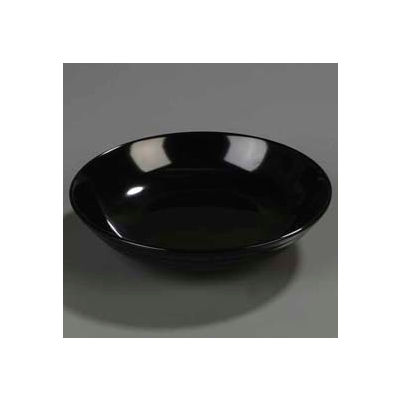 "Carlisle 791003 - Designer Displayware™ 5 Lb.. Pasta Bowl 10-1/2"", Black - Pkg Qty 4"