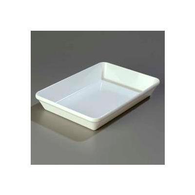 "Carlisle 792002 - Designer Displayware™ 4 Qt. Baker 14"" x 9-1/2"", White - Pkg Qty 4"
