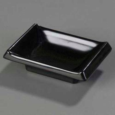 Carlisle 086403 - Japanese Style Ramekin, 2 Oz., Black