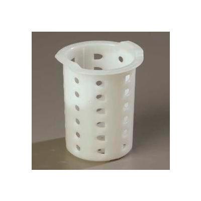 Carlisle C35P02 - Opticlean™ Poly Cylinder, White - Pkg Qty 12