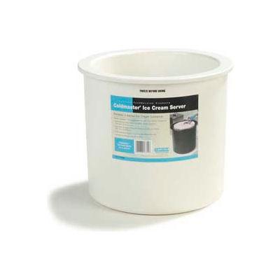 Carlisle CM101202 - Coldmaster® Ice Cream Server 3 Gallon, White