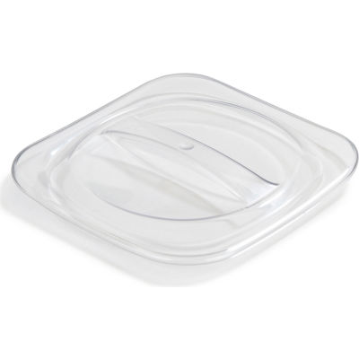Carlisle CM140507 Designer Coldmaster® 2 Qt Solid Lid - Clear
