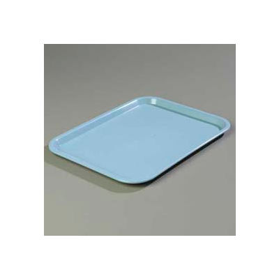 "Carlisle CT101459 - Cafe® Standard Tray 10"" x 14"", Slate Blue - Pkg Qty 24"
