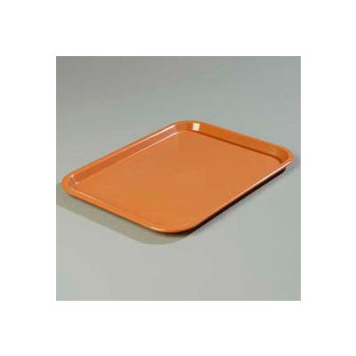 "Carlisle CT121631 - Cafe® Standard Tray 12"" x 16"", Light Brown - Pkg Qty 24"