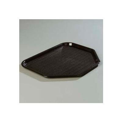 "Carlisle CT1713TR03 - Cafe® Trapezoid Tray 18"", 14"", 13/16"", Black - Pkg Qty 12"