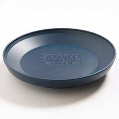 """Dinex DX107750 - insulated-Base For Insulated Domes, 9-1/2"""" D, 12/Cs, Dark Blue"""