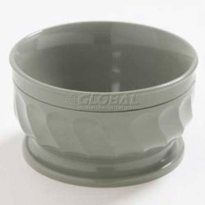 Dinex DX330008 - Turnbury® Insulated Pedestal Based Bowl, 9 Oz. 48/Cs, Hunter Green