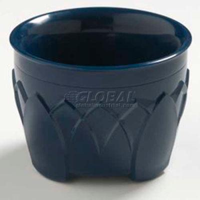 Dinex DX520050 - Fenwick Insulated Bowl, 5 Oz., 48/Cs, Midnight Blue