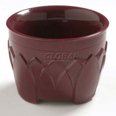 Dinex DX520061 - Fenwick Insulated Bowl, 5 Oz. 48/Cs, Cranberry