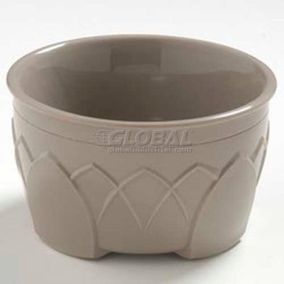 Dinex DX530031 - Fenwick Insulated Bowl, 9 Oz., 48/Cs, Latte