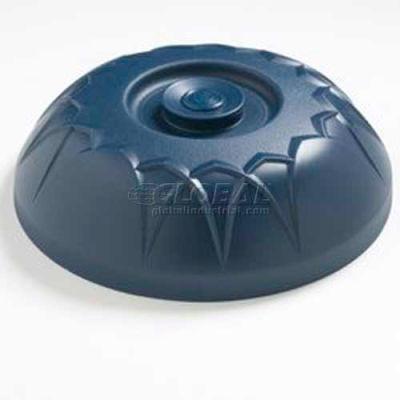 "Dinex DX540050 - Fenwick Insulated Dome, 10"" D, 12/Cs, Midnight Blue"