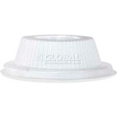 Dinex DX55000174 - Clear Dome Lid Fits DXFC507, 5 Oz. Cup, 1000/Cs, Clear
