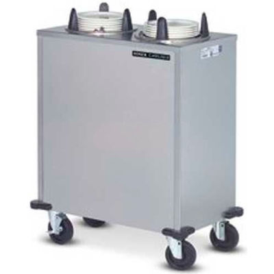 "Dinex DXIDPH4E1012 - Plate Dispensers Enclosed Style 4 Silo For 10-1/8"" Plate, 32"" x 32"""