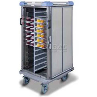 Dinex DXTAII4755026 - Thermal Aire II™ TAII Cart, 26 Cap., SR, Stainless Steel