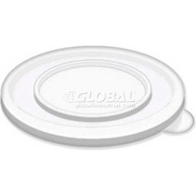 Dinex DXTT39 - Disposable Lid- Fits Tradition, 8 Oz. Bowls, 1000/Cs