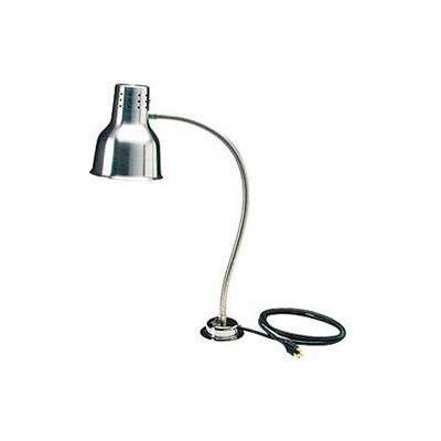 "Carlisle HL819500 - FlexiGlow™ Single Arm Heat Lamp 39"", Aluminum"