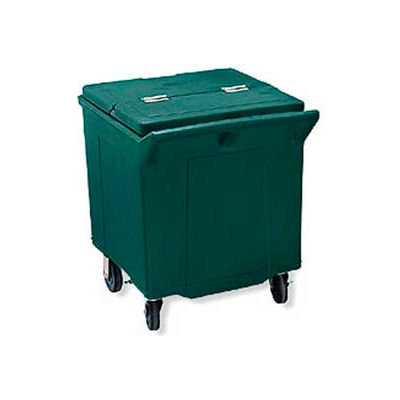Carlisle IC225401 - Cateraide, Ice Caddy, 125 Lbs. Cap., 4 Swivel Casters, Brown