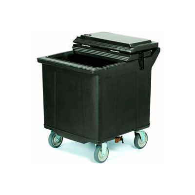 Carlisle IC225403 - Cateraide™ Ice Caddy W/ 4 Swivel Casters, Black