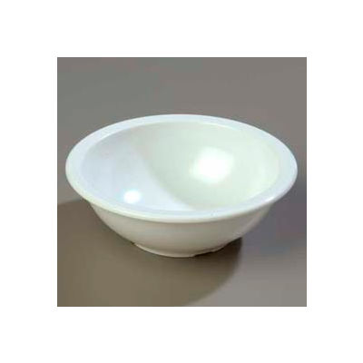 "Carlisle KL11502 - Kingline™ Chowder Bowl 16.7 Oz., 6-3/32"", White - Pkg Qty 48"