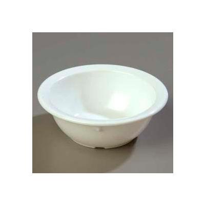 "Carlisle KL11902 - Kingline™ Rimmed Nappie Bowl 12.5 Oz., 5-23/32"", White - Pkg Qty 48"
