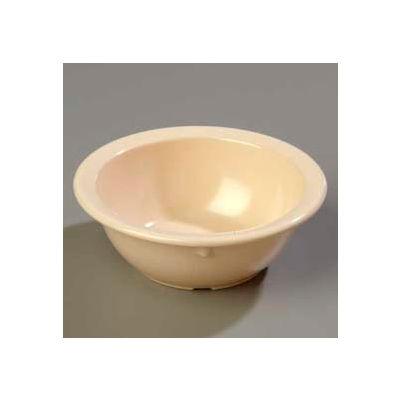 "Carlisle KL11925 - Kingline™ Rimmed Nappie Bowl 12.5 Oz., 5-23/32"", Tan - Pkg Qty 48"