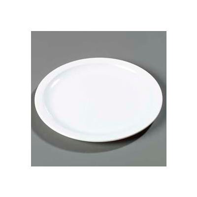 "Carlisle KL20402 - Kingline™ Pie Plate 6-7/16"" x 5/8"", White - Pkg Qty 48"